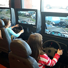 Driving Simulators, Norcross